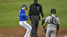 Yankees make four errors, lose 14-1 to Blue Jays