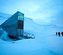 """The Arctic """"doomsday"""" seed vault is supposed to ensure our future. Its architects are worried about climate change."""