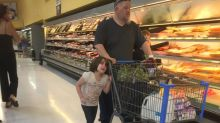 Parenting or abuse? Shopper's post of Texas dad pulling daughter by hair goes viral
