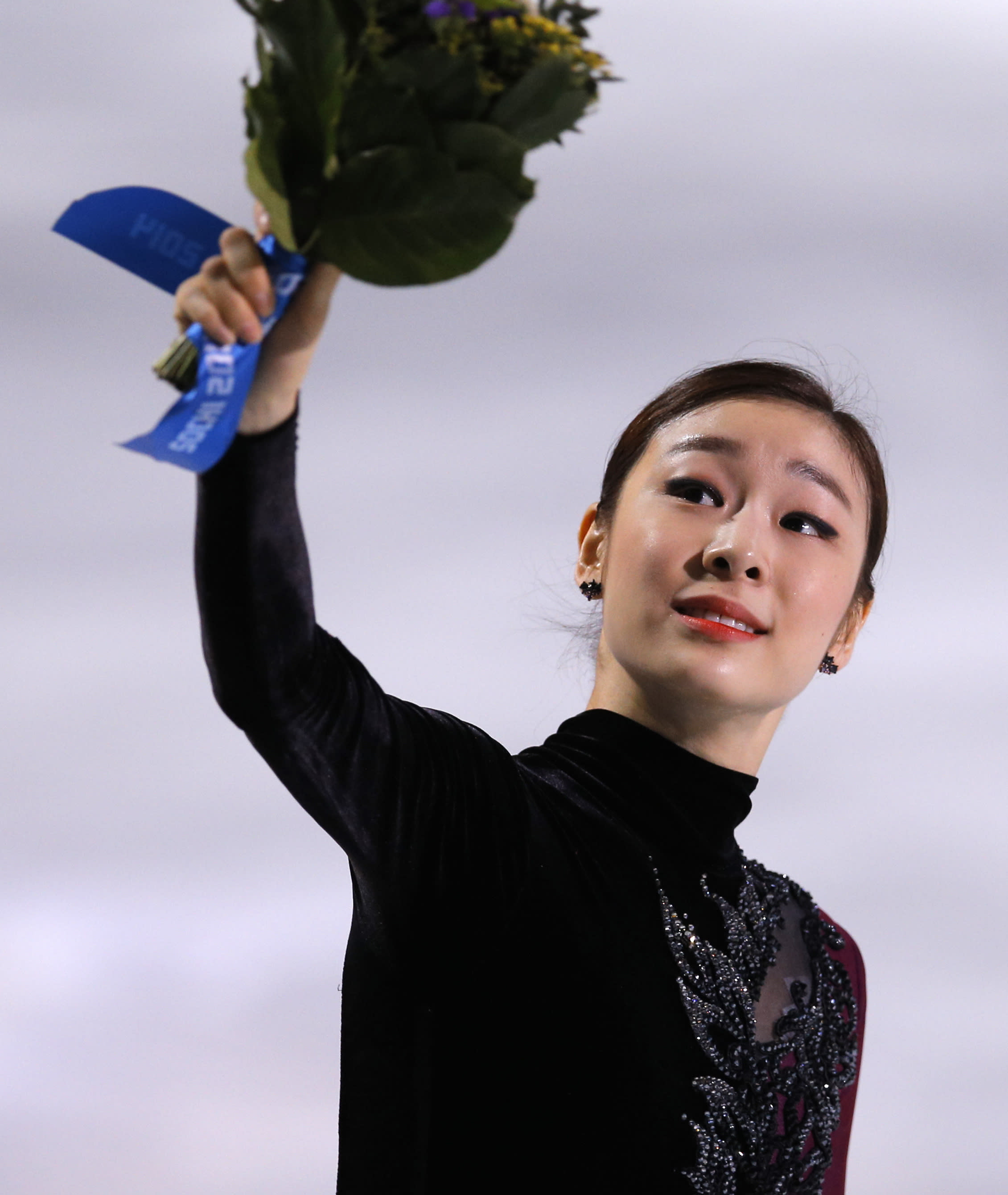 Olympic silver medal at end of Yuna Kim's career