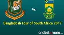 Tough day for Bangladesh bowlers in Warm-up match
