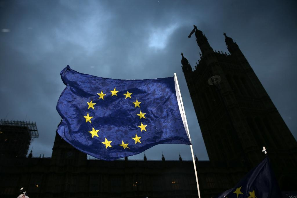 The British Chambers of Commerce warned that business was losing patience waiting for clarity on what will happen once Britain leaves the EU (AFP Photo/Daniel LEAL-OLIVAS)