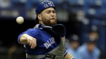 Blue Jays' injury worries mount as Russell Martin hits DL