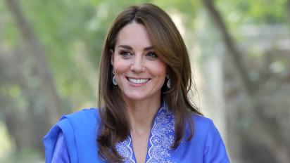 Duchess of Cambridge wears £24 New Look shoes
