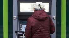 Nearly 60 bank branches closing every month