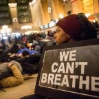 Eric Garner: No charges for police officer accused of choking unarmed black man to death