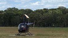 """Padre alquila helicóptero para buscar a su hijo desaparecido y la compañía le devuelve el dinero porque """"ha tenido suficiente estrés"""""""