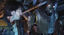 K-2SO steals every scene in Star Wars: Rogue One