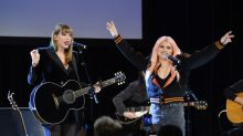 Taylor Swift Makes Surprise Performance, Lana Del Rey Debuts New Songs at Ally Coalition Concert (Watch)