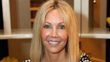 Heather Locklear Makes a Melrose Place Joke in Rare Video: 'Amanda Woodward's Roots Are Alive'