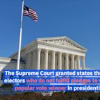Supreme Court Rules States Can Punish Electoral College Voters