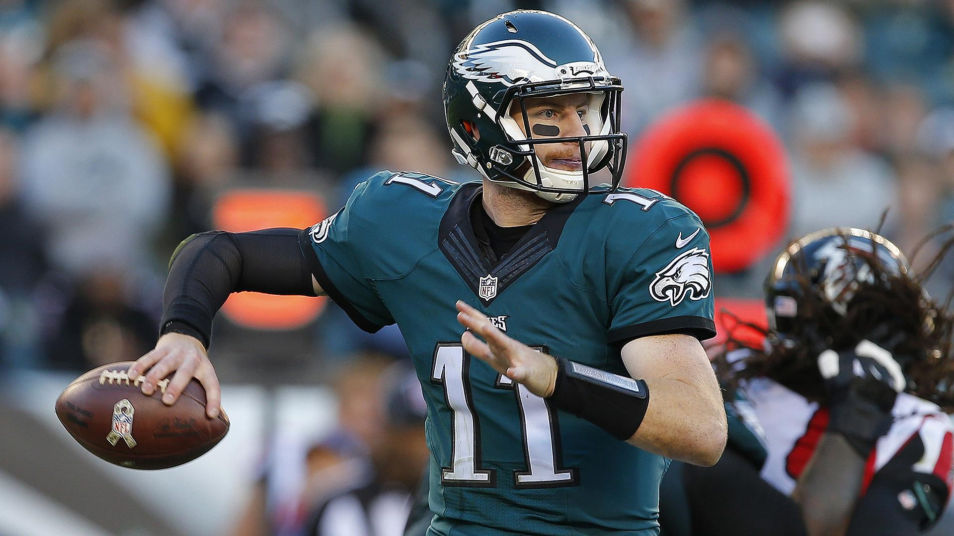 Carson Wentz 2018 player profile game log season stats career stats recent news If you play fantasy sports get breaking news and immerse yourself in the ultimate