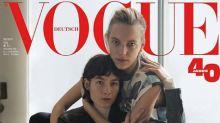 40 Jahre Vogue: Dieses Cover ist eine Sensation