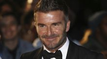 Shares in David Beckham-backed cannabis company soar on debut