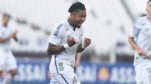 Marinho chega a partida decisiva como artilheiro do Santos em apenas três jogos
