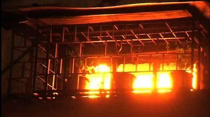 Fire charred 2 factories, building in Dadar