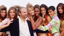 To Mark The 20th Anniversary Of Gianni Versace's Death, A Supermodel Reunion