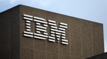 IBM Stock Rises 4%