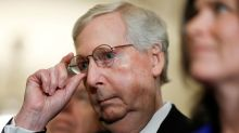 Senate Passes McConnell's Impeachment Trial Rules, Delaying Vote on Witnesses