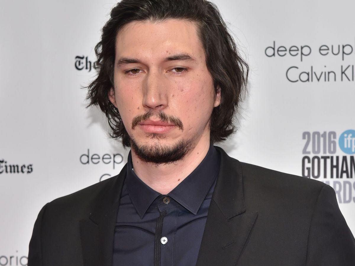 Adam Driver's Extreme Weight Loss For New Movie Silence Is ...