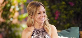 'Bachelorette' boss on replacing Clare Crawley