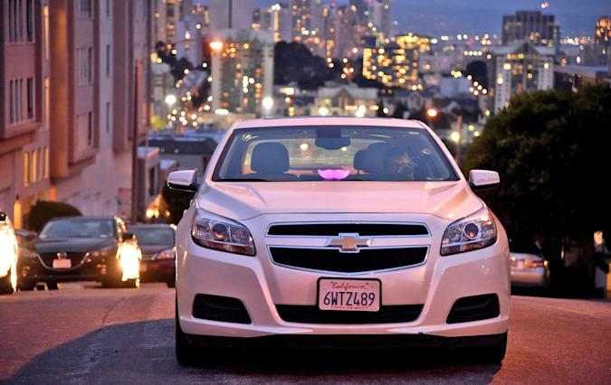 Getty Images for Lyft