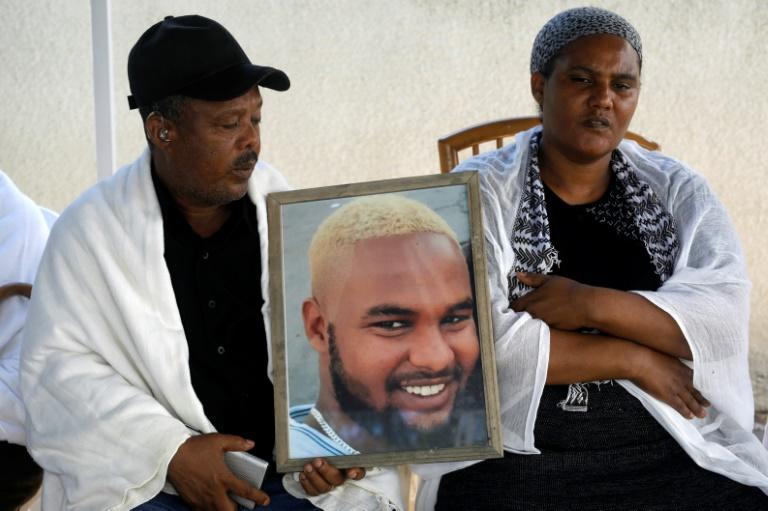 Solomon Teka's death at the hands of an off-duty police officer has been a deeply personal tragedy for his parents Woreka and Wbjig, but for the wider Ethiopian-Israeli community he has become a symbol as well