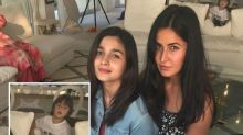 Shah Rukh Khan's Alibaug Birthday Celebrations: AbRam Khan photobombs Katrina Kaif and Alia Bhatt