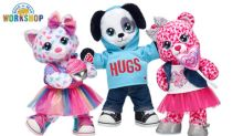 How Sweet it is: Build-A-Bear Workshop® Unveils 'Sweet Shop' Valentine's Day Gifts with Heart and Charitable Partnership with Make-A-Wish®