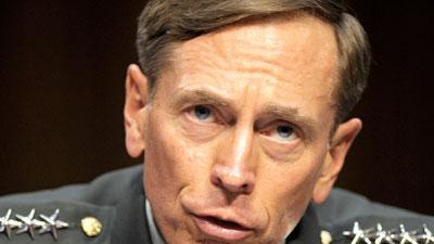 Petraeus testifies before Congress on Libya