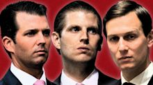 Trump's sons and scores of others receive document requests from House committee