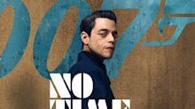 First look at Rami Malek's Bond villain comes courtesy of 'No Time To Die' character posters