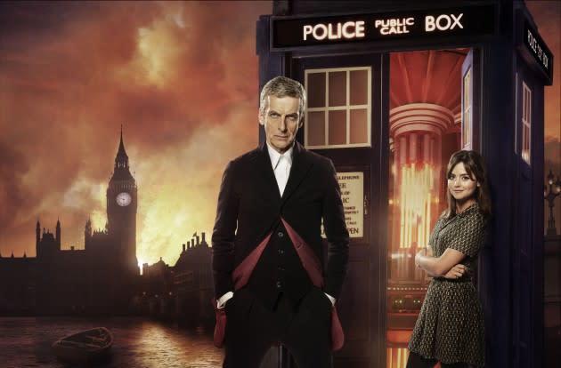 What's on your HDTV: 'Doctor Who', 'Bojack Horseman', 'Diablo III'