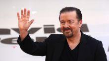 Caustic Gervais returns as Golden Globes host for 'very last time'
