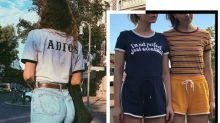 我的「運動服」終於大派用場!要入手一件比 T-Shirt 更搶眼的 Ringer Tee