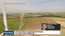 Vestas maintains Outlook After Profit, Sales Miss Estimates