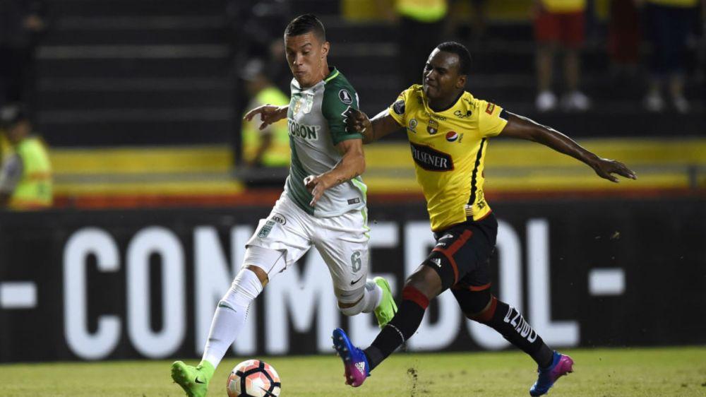 Tigres se llevaría a Mateus Uribe