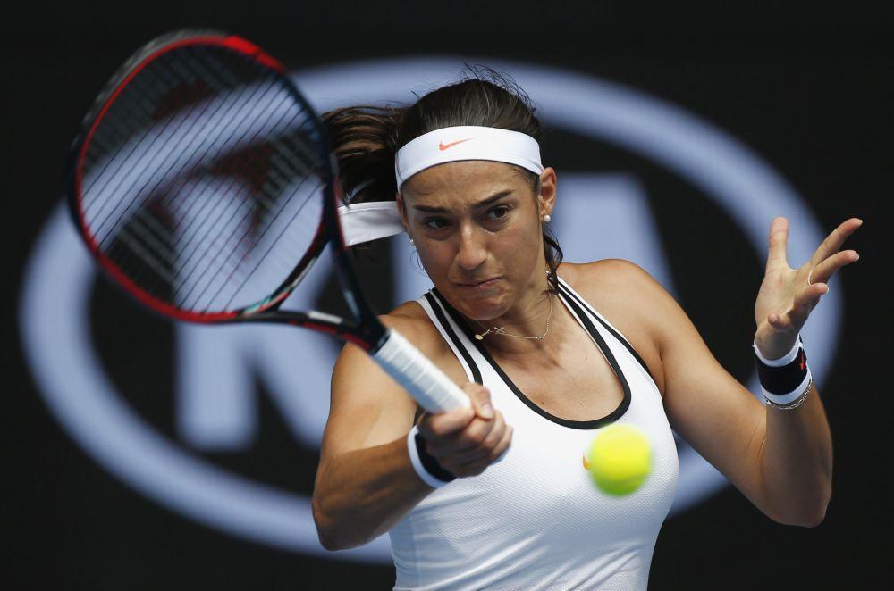 Caroline Garcia ne disputera le barrage de Fed Cup face à l'Espagne.