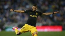 Carrasco doubtful for Champions League semi after collarbone injury