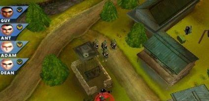 Cannon Fodder announced