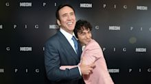 'Old' star Alex Wolff says Nicolas Cage is not a cartoon character: 'He's my single favourite person'