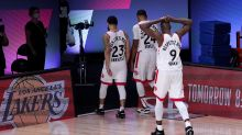 Inside the final night of the Raptors' championship reign