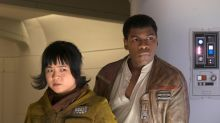 Finn considers leaving The Resistance in Star Wars: The Last Jedi