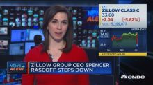 Zillow Group CEO Spencer Rascoff steps down, co-founder Rich Barton takes over