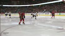 Backlund slips a shorty five-hole on Andersen