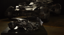 'Justice League' Batmobile Unveiled at Comic-Con: Here's Your First Look