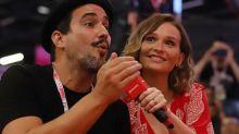 André Marques e Fernanda Rodrigues revelam namoro na época de 'Malhação'