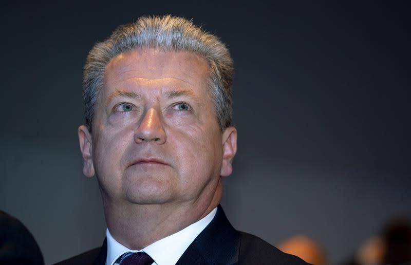 Ex-SNC-Lavalin CEO Neil Bruce says succession process began in 2018