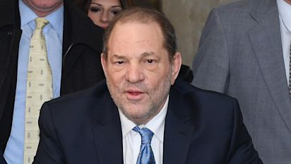 Weinstein found guilty of rape, acquitted of top charges