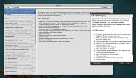 Nice roundup of Markdown-ready Mac apps